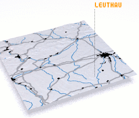 3d view of Leuthau
