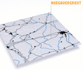 3d view of Horgauergreut
