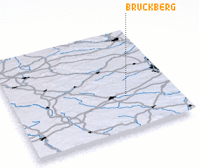 3d view of Bruckberg