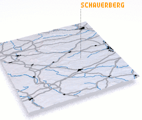 3d view of Schauerberg