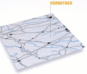 3d view of Kemmathen