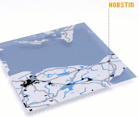 3d view of Hobstin