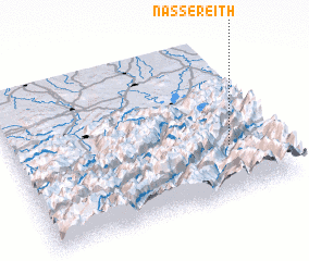 3d view of Nassereith