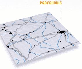 3d view of Radegundis