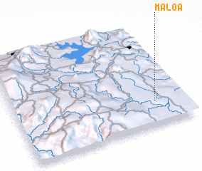 3d view of Maloa