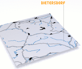 3d view of Dietersdorf