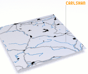 3d view of Carlshan