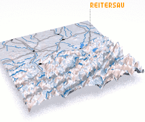 3d view of Reitersau