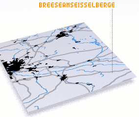 3d view of Breese am Seißelberge