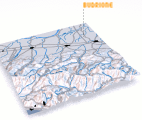 3d view of Budrione