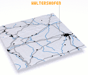 3d view of Waltershofen