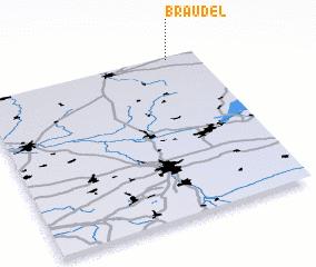 3d view of Braudel