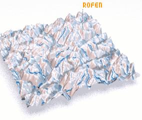 3d view of Rofen