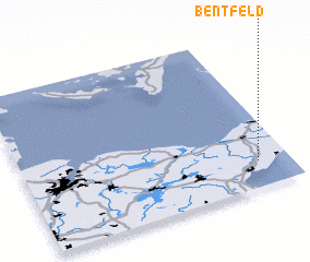 3d view of Bentfeld