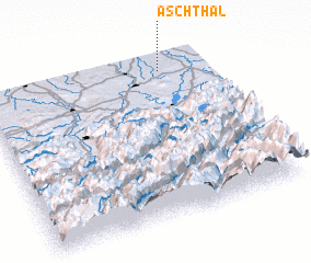 3d view of Aschthal