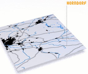 3d view of Horndorf