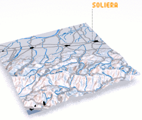 3d view of Soliera