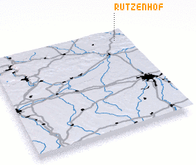 3d view of Rutzenhof