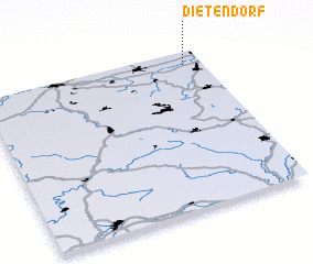 3d view of Dietendorf