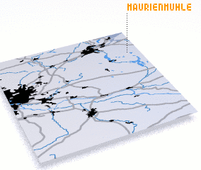 3d view of Maurienmühle