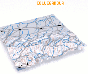 3d view of Collegarola