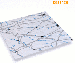 3d view of Kosbach