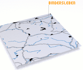 3d view of Bindersleben