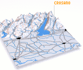 3d view of Crosano