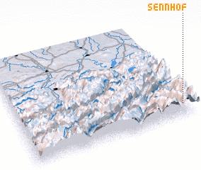 3d view of Sennhof