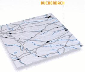 3d view of Büchenbach