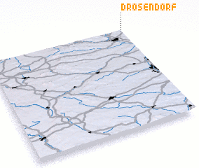 3d view of Drosendorf