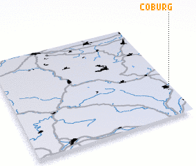 3d view of Coburg