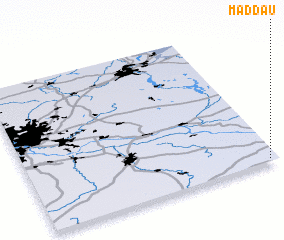 3d view of Maddau
