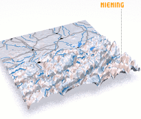 3d view of Mieming
