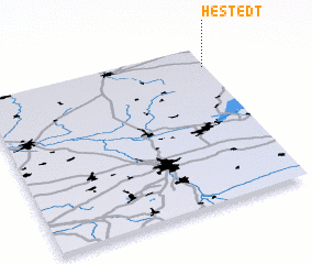 3d view of Hestedt