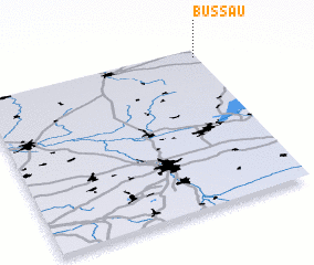 3d view of Bussau