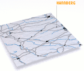 3d view of Hannberg