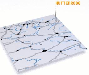 3d view of Hüttenrode