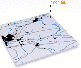 3d view of Neschow