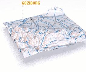 3d view of Gezidong