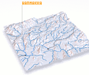 3d view of Wān Makka