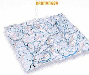 3d view of Ban Nong Bo
