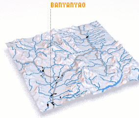 3d view of Ban Yan Yao