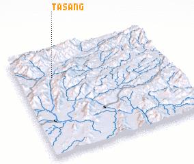 3d view of Ta Sang
