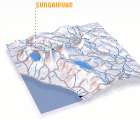 3d view of Sungaipuar