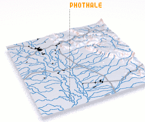 3d view of Pho Thale