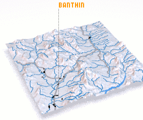 3d view of Ban Thin