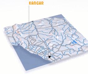 3d view of Kangar