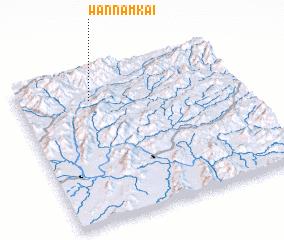 3d view of Wān Namkai