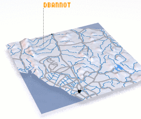 3d view of Dban Not